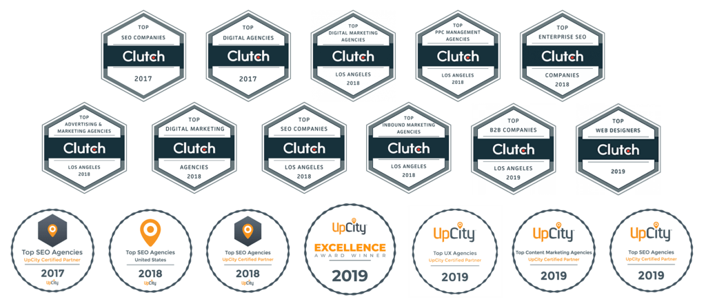 Clickflame Digital Marketing Awards